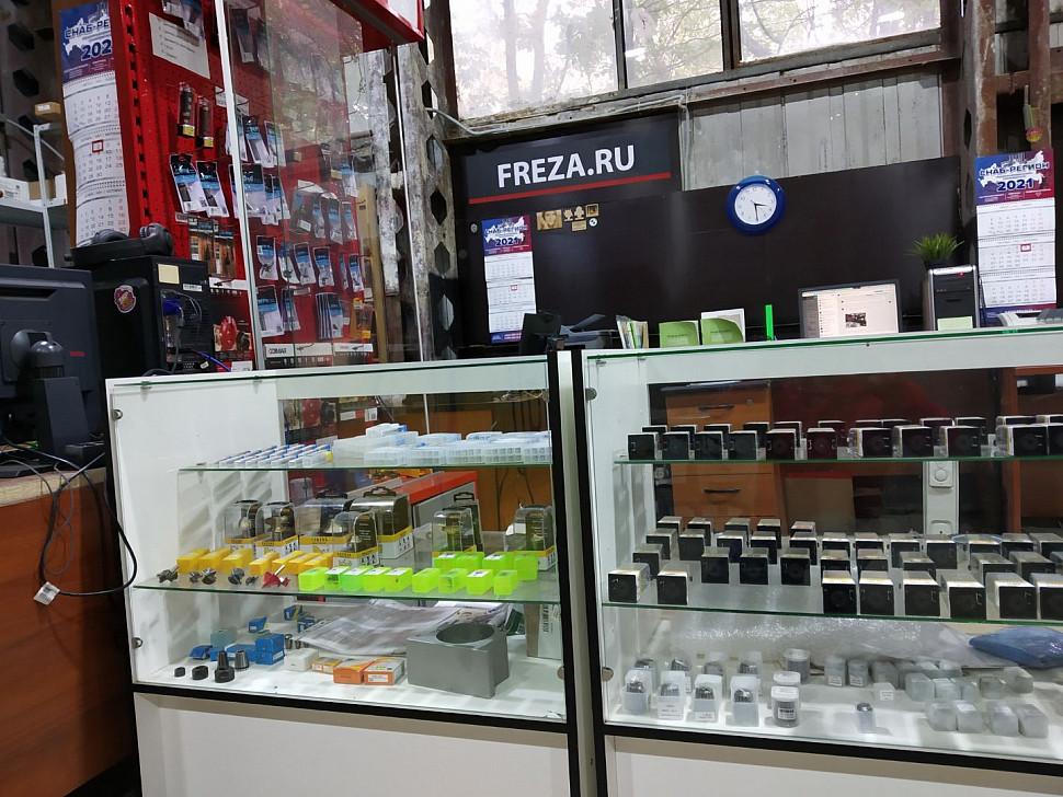 Отрылся розничный магазин FREZA.RU в Москве