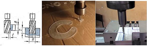 Фрезы для обработки поверхности
