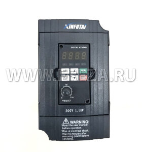 Инвертор XINFUTAI FT-S001521KD 1,5 кВт